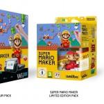 Super Mario Maker Wii U Premium Pack on its Way