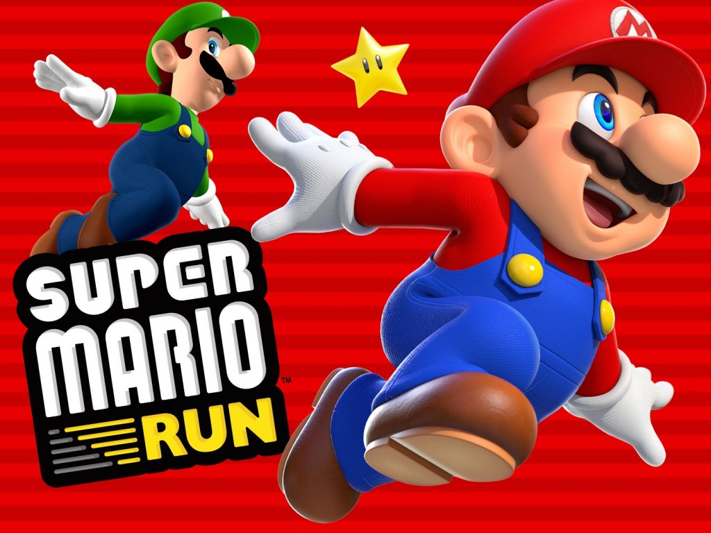 Super Mario Run's live-action commercial is all about speed