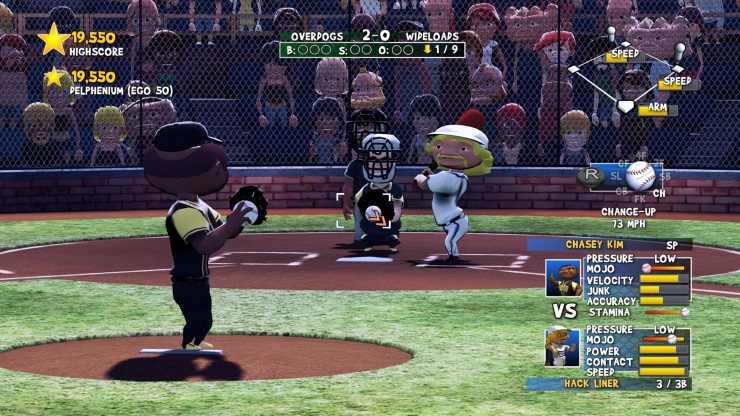 Super Mega Baseball - Pitching