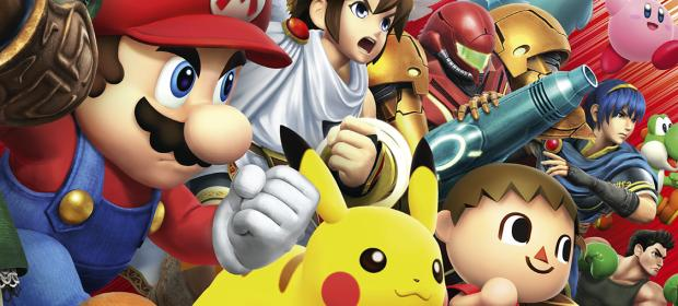 Super Smash Bros 3DS Review Featured