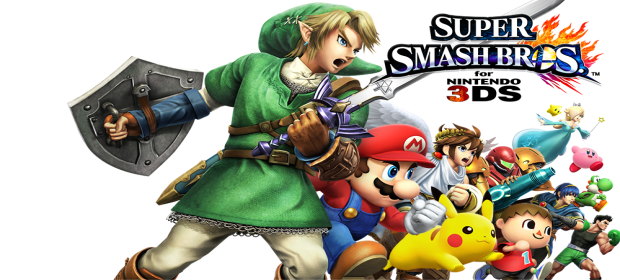Super Smash Bros 620