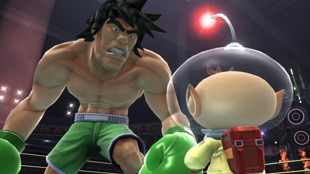 Super Smash Bros Little Mac