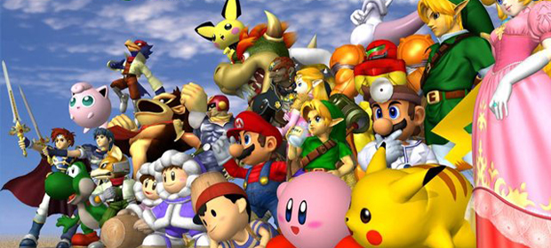 Super Smash Bros Melee featured