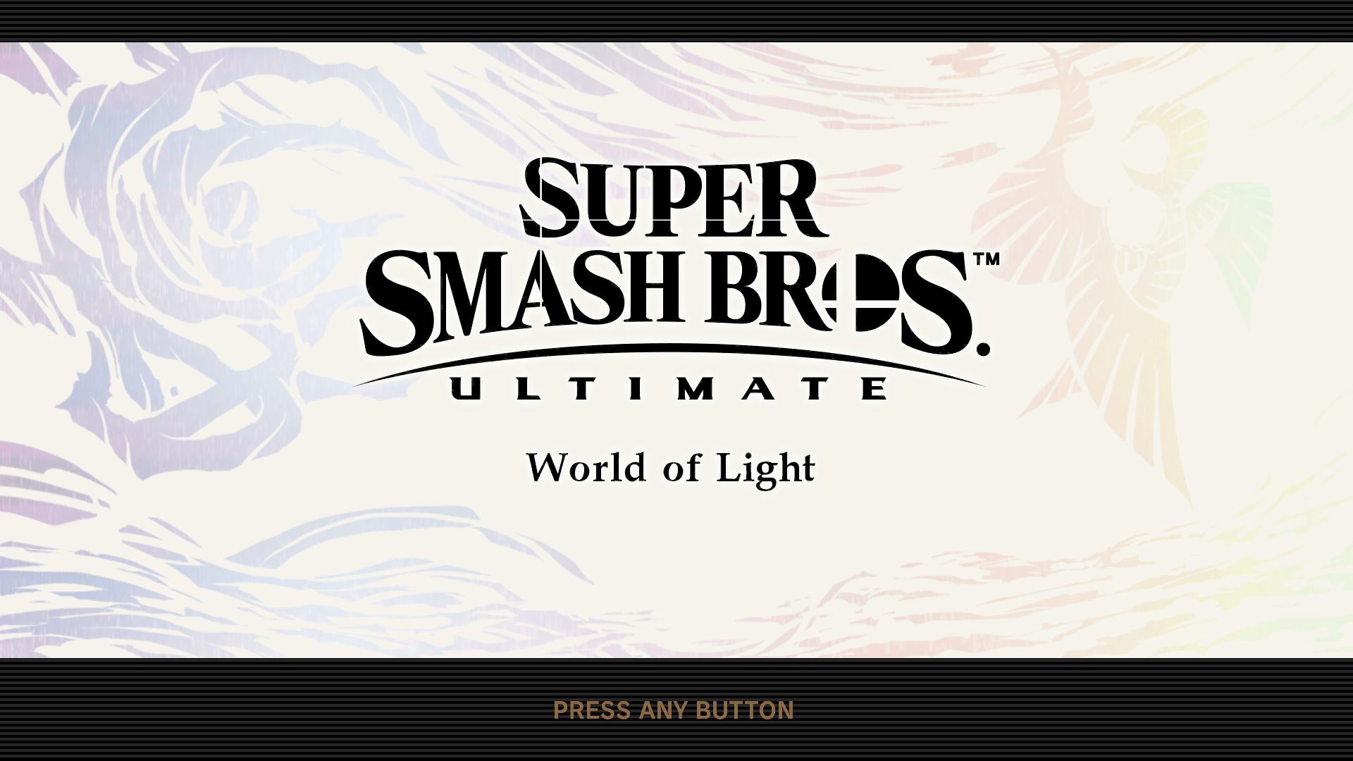 Super Smash Bros Ultimate World Of Light Guide Godisageek Com
