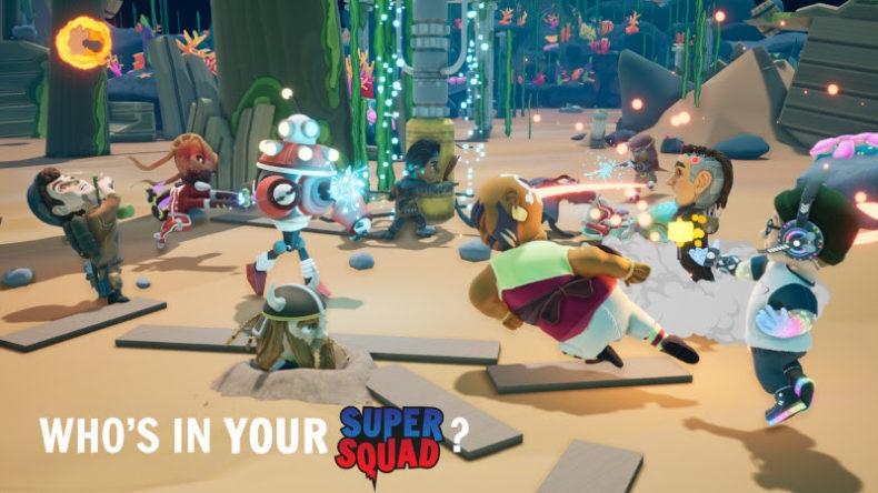 Super Squad free