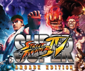 Super Street Fighter IV Arcade Edition Review