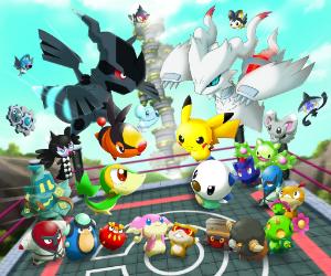 Super Pokémon Rumble Review