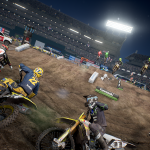 Monster Energy Supercross 3's Latest Trailer is Pretty Unique