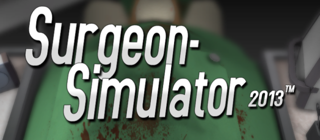 Surgeon Simulator Featured