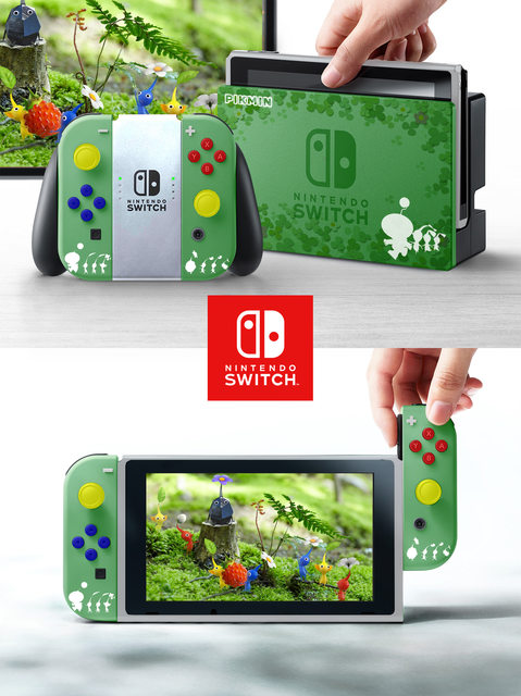 Switch Pikmin