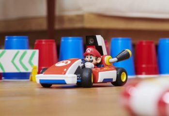 Mario Kart developer blog