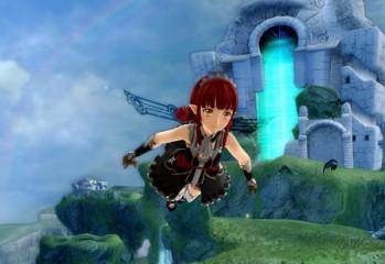 Sword Art Online Lost Song PS4 screenshot