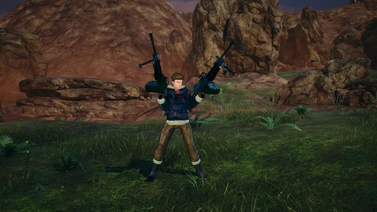 Sword art online fatal bullet reveals new character for Online art galleries reviews