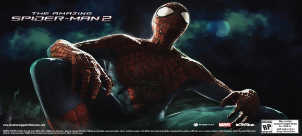 The Amazing Spider-Man 2: New Trailer And Character Profiles