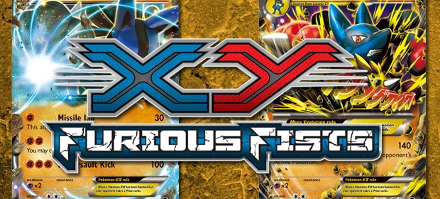 Pokémon Trading Card Game: XY-Furious Fists Expansion Review