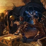 New The Elder Scrolls Online: Thieves Guild info and trailer surfaces