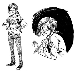 The Last of Us Prequel Comic Shows Ellie's Early Years
