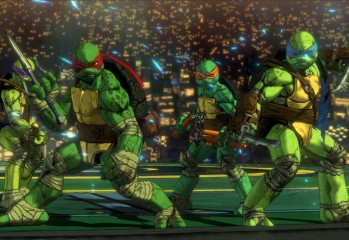TMNT Mutants in Manhatten review
