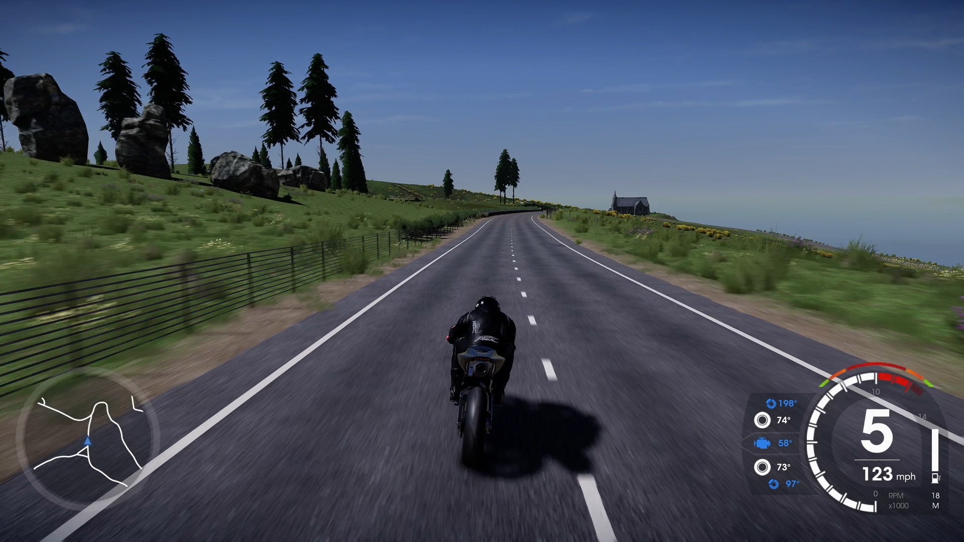 TT Isle of Man: Ride on the Edge 2 review - Open world gameplay