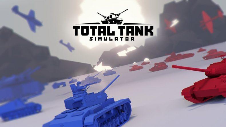 Total Tank Simulator Preview