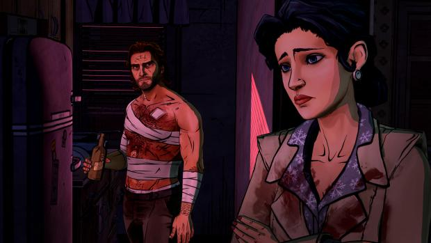 TWAU Episode 4 Screenshot