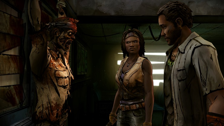 The Walking Dead: Michonne - Episode 1: In Too Deep Review