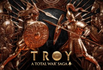 Total War Saga Troy logo
