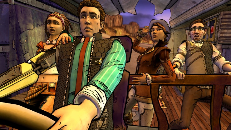 Tales from the Borderlands - Atlus Mugged review