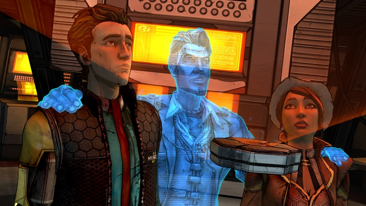 Tales from the Borderlands Episode 2 review