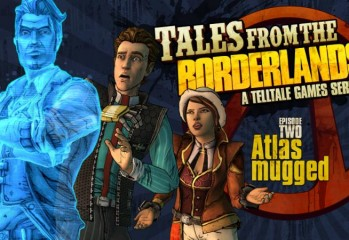 Tales from the Borderlands - Episode Two Atlus Mugged
