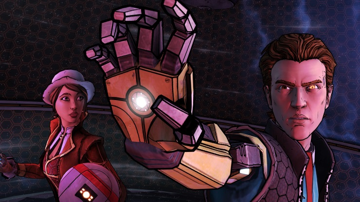 Tales from the Borderlands - Reese Ironman