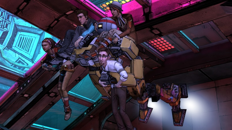 Tales from the Borderlands - episode 3 screenshot