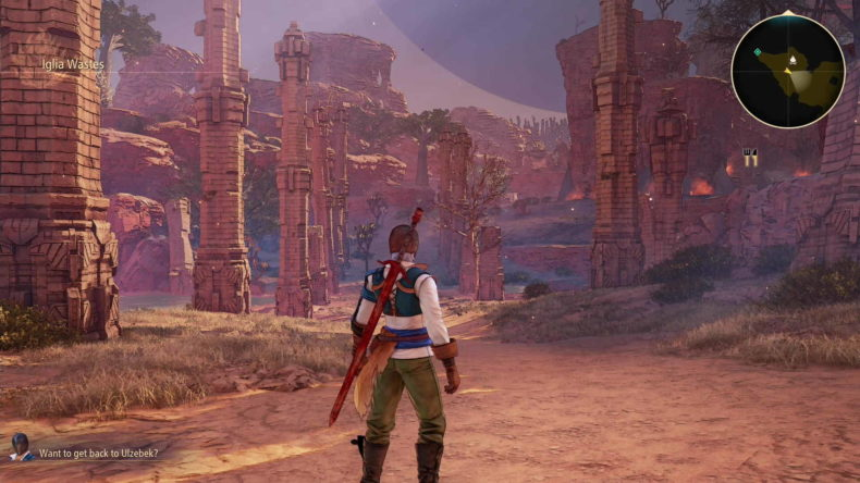 Tales of Arise Fast Travel