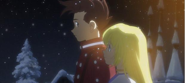 Tales of Symphonia Chronicles Trailer Released