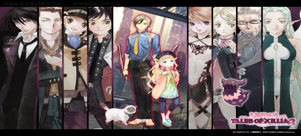 Tales of Xillia 2: New Character Introductions