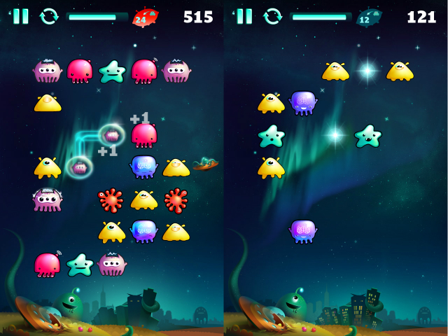 Tanglers - Screenshot