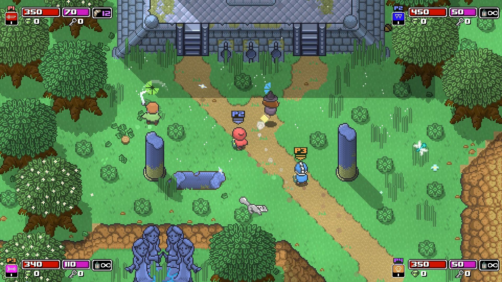 Rogue Heroes: Ruins of Tasos 002