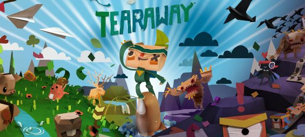 Tearaway Hands-On Preview – Paper Has Never Looked So Good