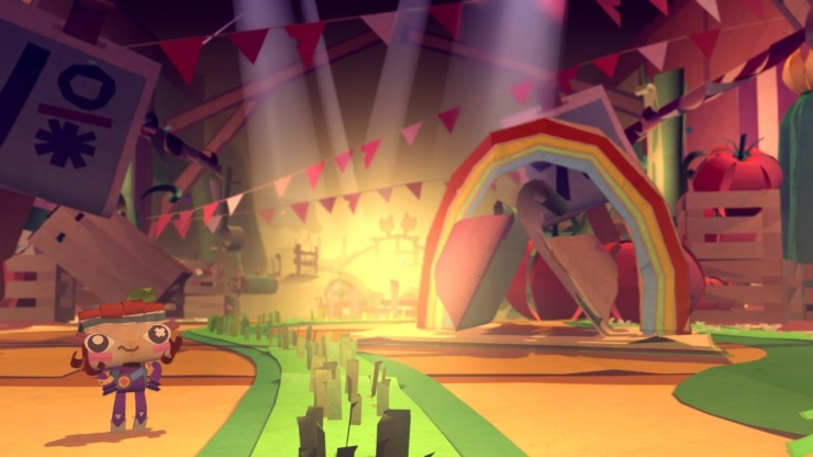 Tearaway Unfolded review
