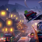 Tearaway Unfolded – Adam & Colm Play
