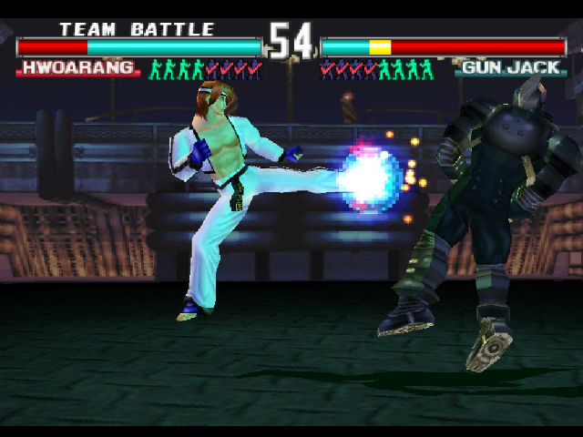 Tekken - Screenshot 2