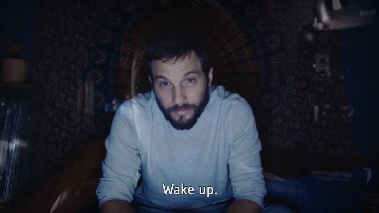 Logan Marshall Green in Telling Lies