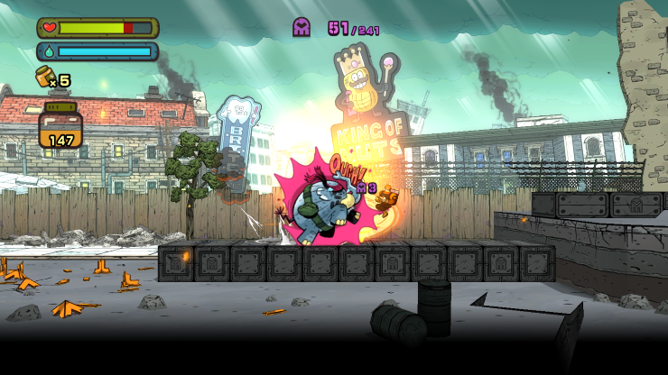 Tembo the badass elephant ps4 review