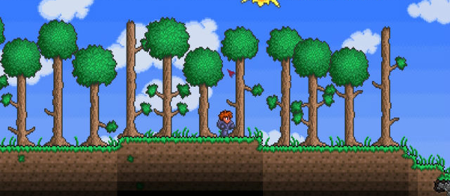 Interview: Terraria Creator, Andrew Spinks
