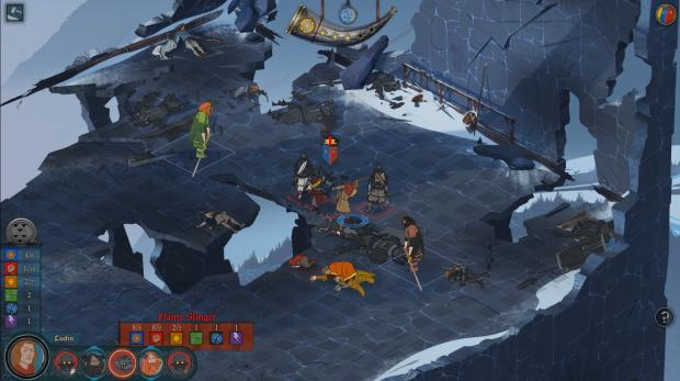 The Banner Saga review - Combat