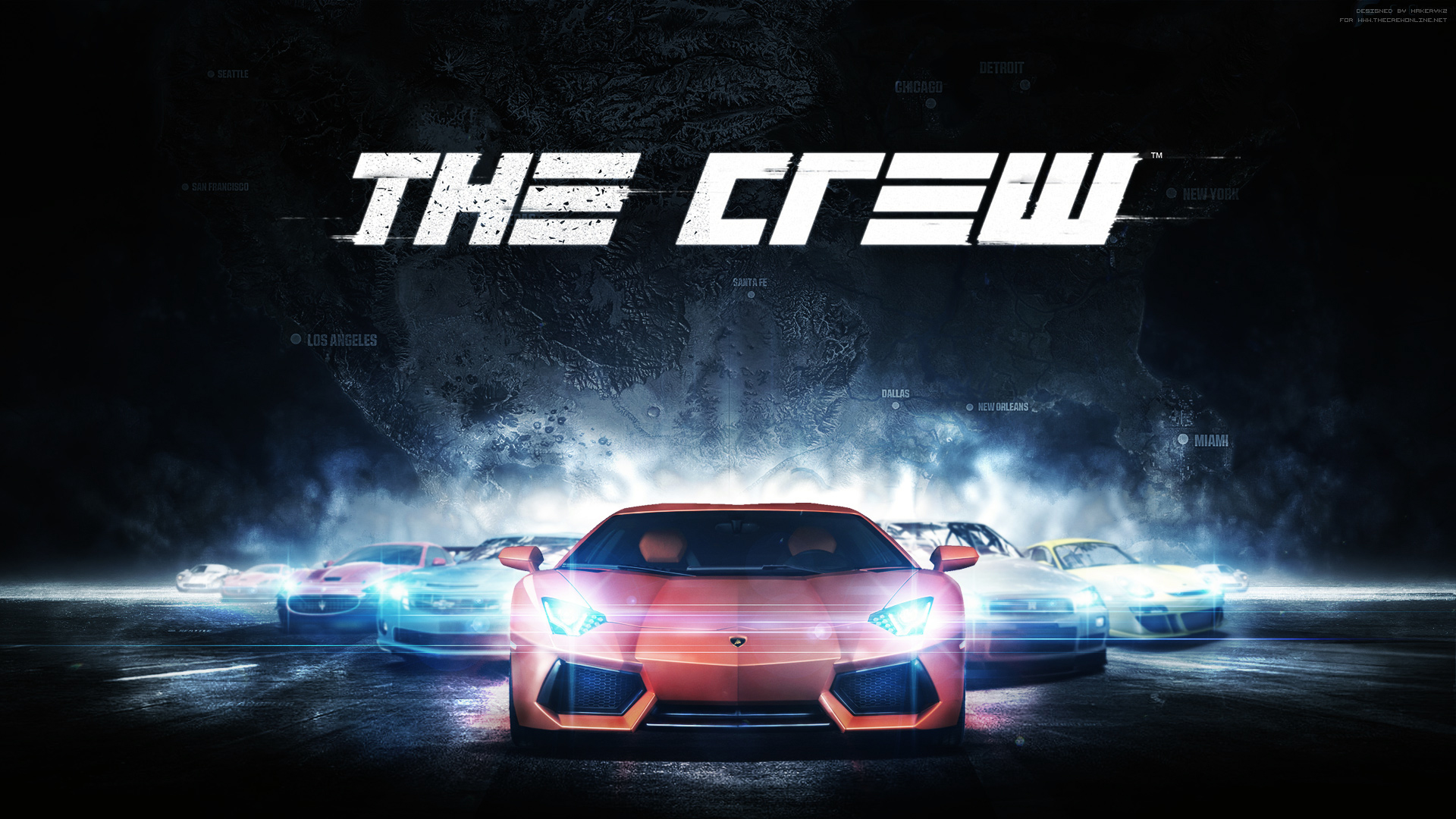 The Crew videojuego