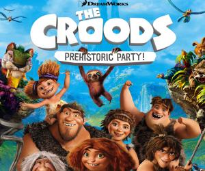 New Trailer and Screenshots Released for The Croods: Prehistoric Party