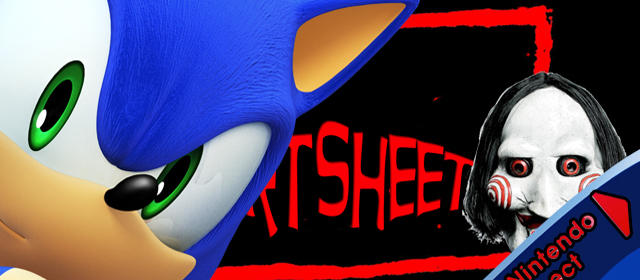 The Dirtsheet – Sonic Lost World, Nintendo Let's Play