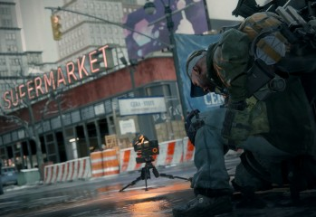 The Division Review in Progress