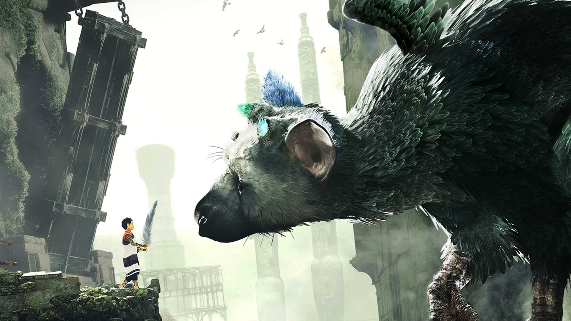 the last guardian wallpapers - photo #15